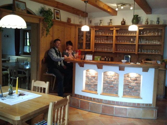 Weinverkostungs – Und Verkaufsraum