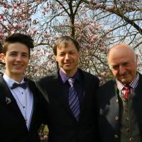 Elias, Franz Und Vater August