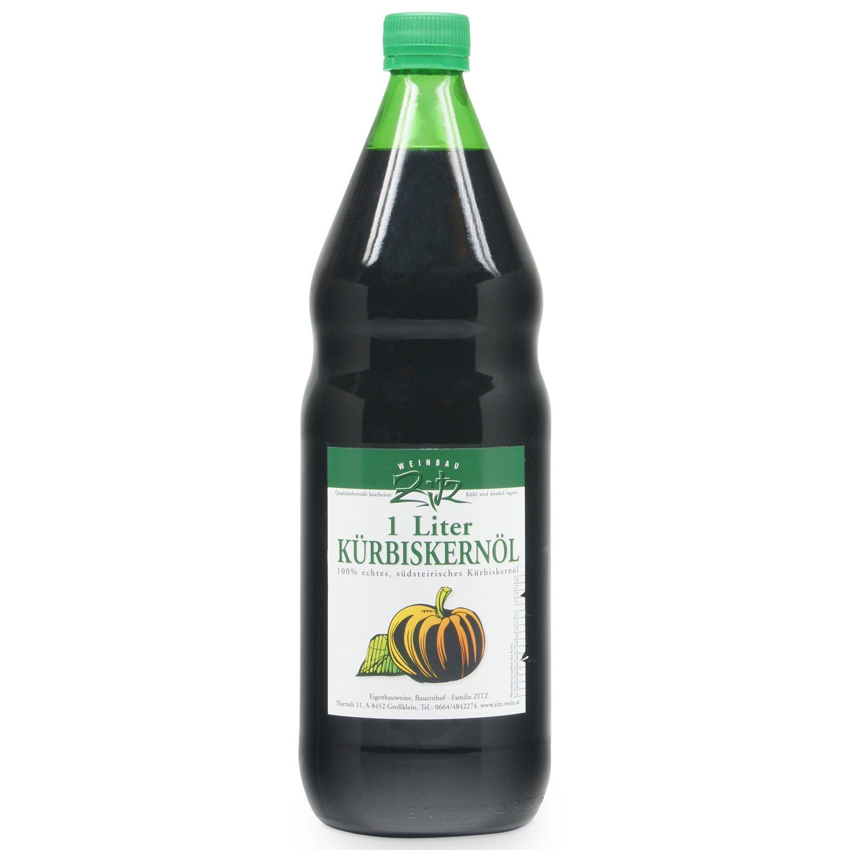 Steirisches Kürbiskernöl 1l