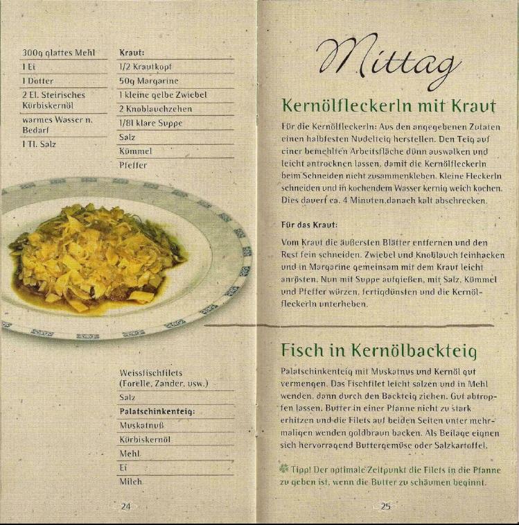 Kochen Mit Kernöl Seite24-25