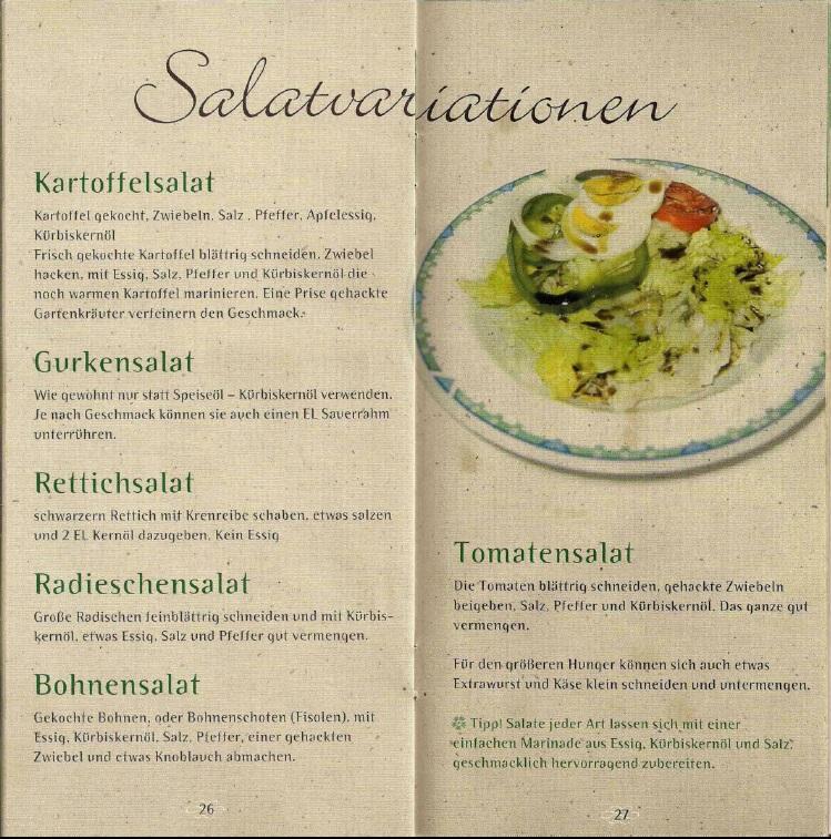Kochen Mit Kernöl Seite26-27