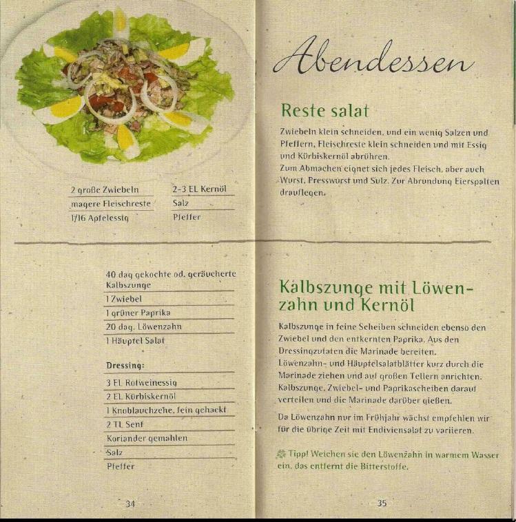 Kochen Mit Kernöl Seite34-35