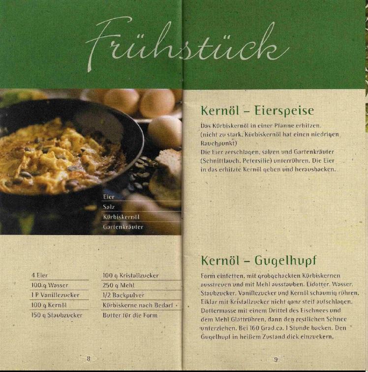 Kochen Mit Kernöl Seite8-9
