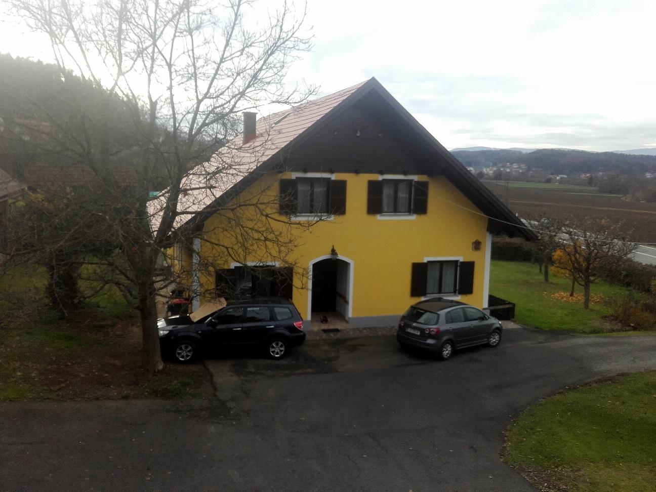 Das Elternhaus Wurde Seit 1845 Als Landwirtschaftlicher Betrieb Geführt.